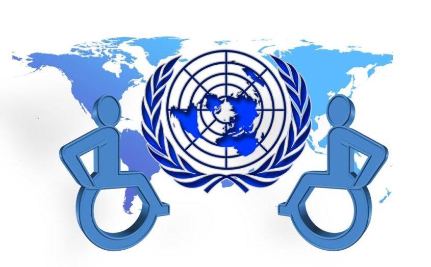 Un disegno della Giornata Internazionale per i diritti delle persone con disabilità