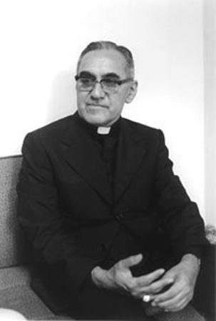 Vescovo Oscar Arnulfo Romero