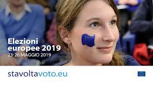 """""""Stavolta voto"""" è la campagna del Parlamento europeo per promuovere il coinvolgimento democratico in vista delle Elezioni europee 2019"""