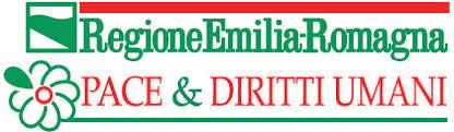 Logo Progetto Pace & diritti umani della Regione Emilia Romagna