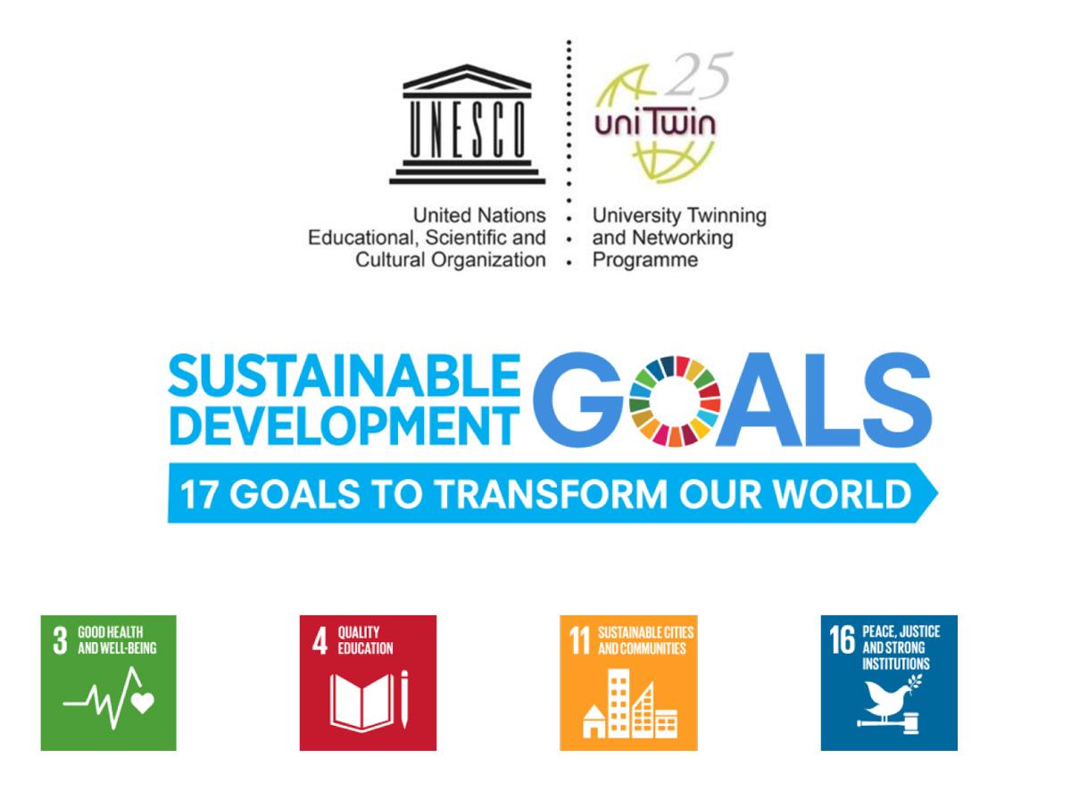 """Simposio internazionale Cattedre UNESCO, SDG 2030 """"Human Rights and Sustainable Development Goals 2030"""", Università di Firenze, 16 novembre 2018"""