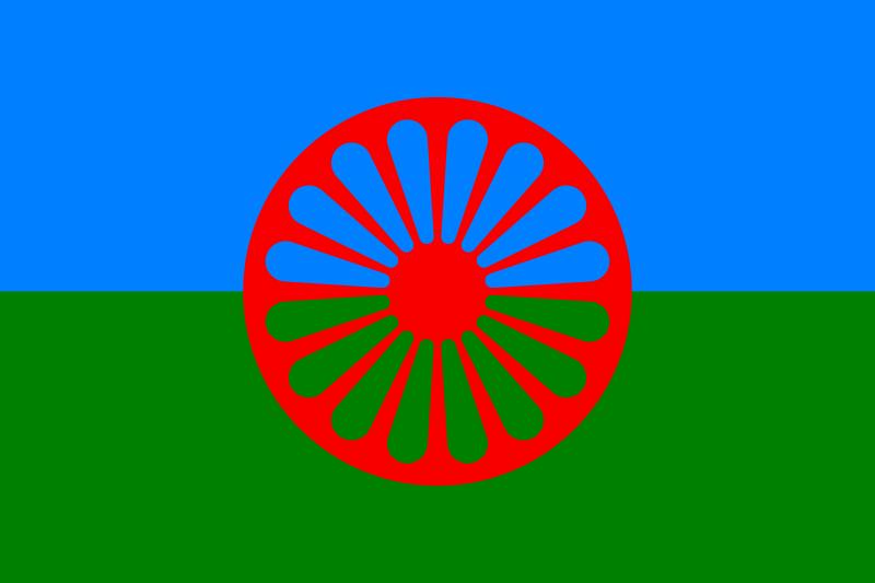 Bandiera internazionale del popolo rom