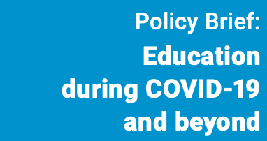 Policy Brief: L'Istruzione al tempo di COVID-19 e oltre