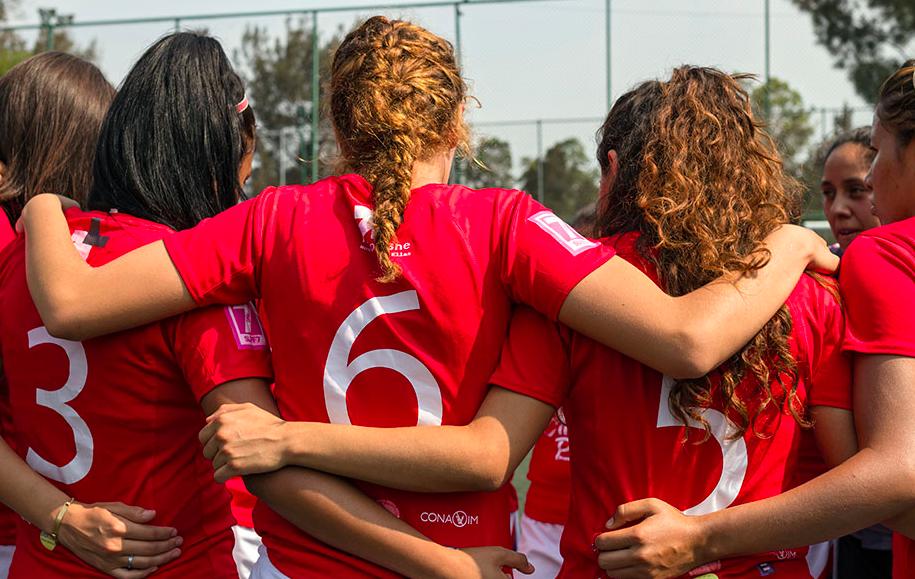 """UN Women e l'iniziativa """"Sport for Generation Equality"""""""""""