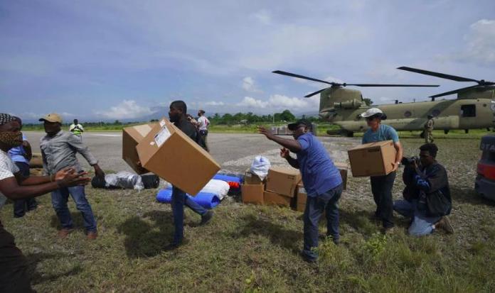 Haiti: humanitarian response must respect human rights