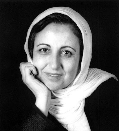 Shirin Ebadi, avvocato iraniana, premio Nobel per la pace 2003