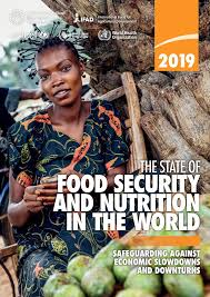 State of food security and nutrition in the world 2019
