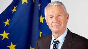 Thorbjørn Jagland, Secretary general of the Council of Europe
