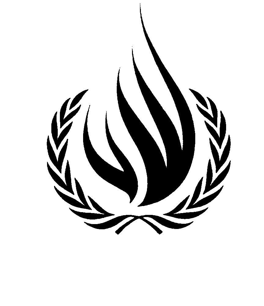 Logo dell'Ufficio dell'Alto Commissario per i Diritti Umani delle Nazioni Unite (OHCHR)