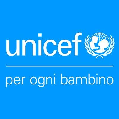 Logo UNICEF Italia