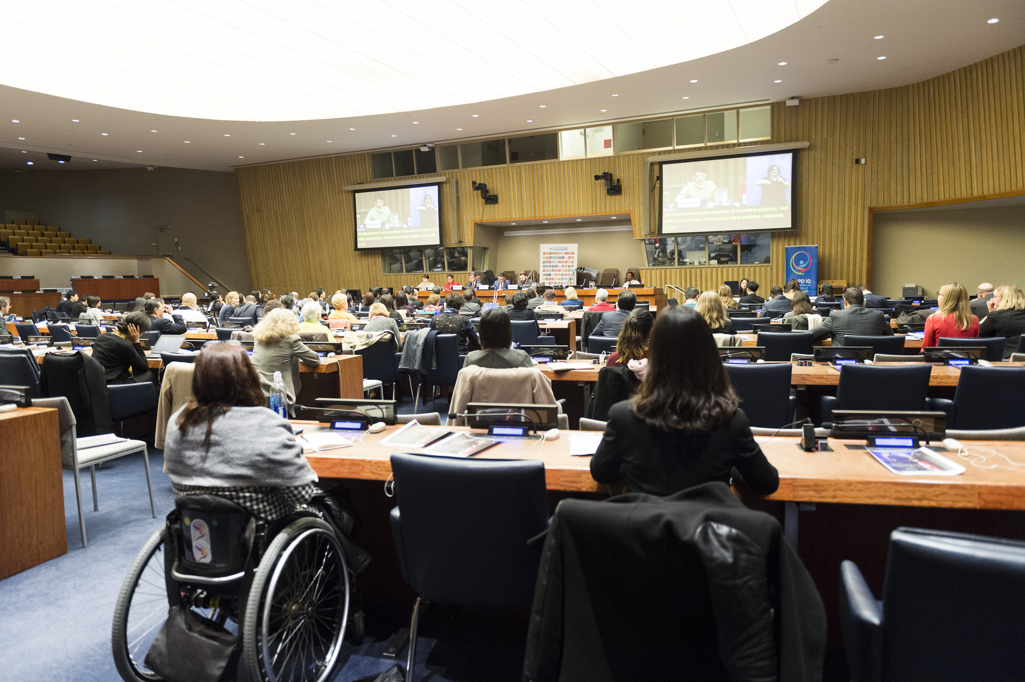 Convention on the Rights of Persons with Disabilities (CRPD)