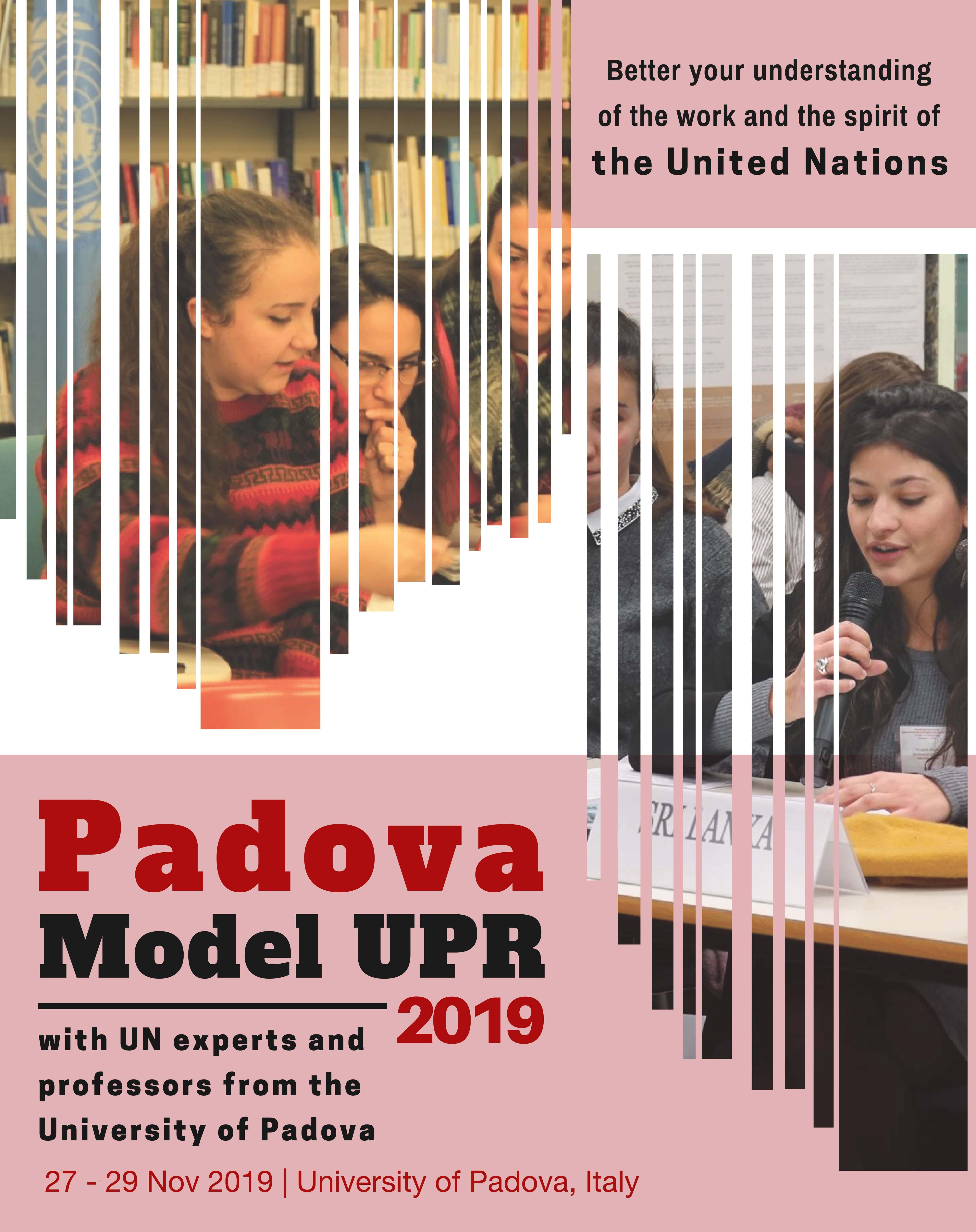 Padova Model UPR 2019