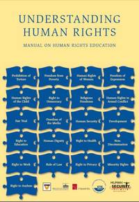 Copertina del manuale: Capire i diritti umani