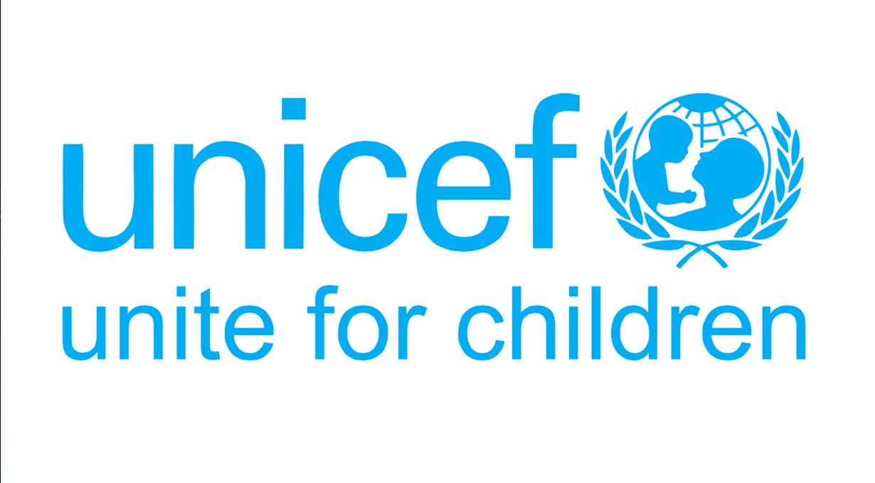 Logo UNICEF - Fondo delle Nazioni Unite per l'Infanzia
