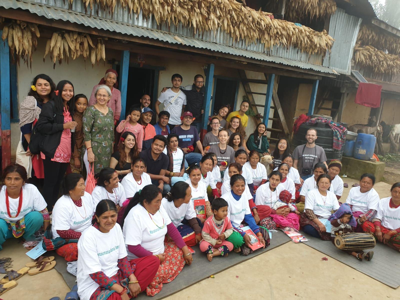 Winter School in Nepal 2019