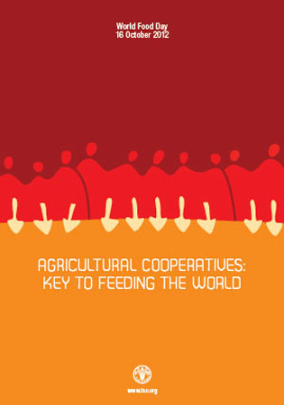 Logo della Giornata Mondiale dell'Alimentazione 2012