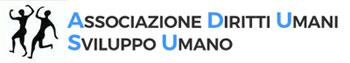 Logo Associazione Diritti umani - Sviluppo umano