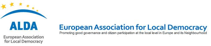 Logo Associazione delle Agenzie di Democrazia Locale - ALDA
