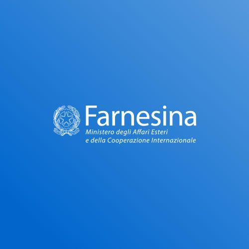Logo Direzione generale per gli affari politici e di sicurezza del Ministero degli affari esteri