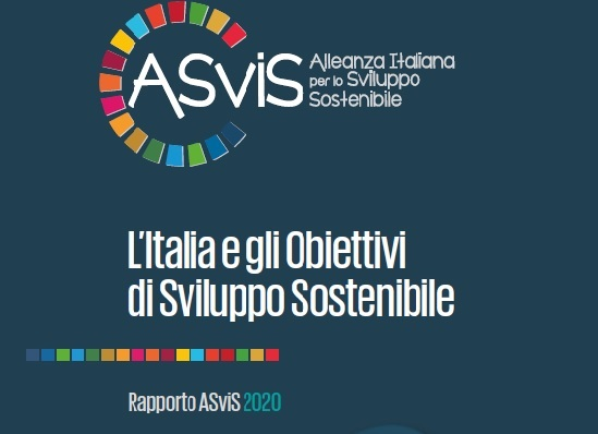 Report ASviS 2020 - cover
