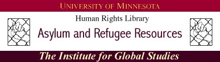 Logo University of Minnesota: human rights library