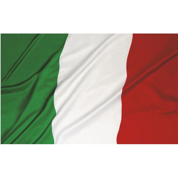 Tricolore della bandiera italiana