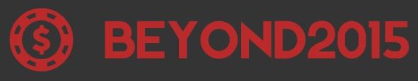 Logo Beyond 2015 - campagna di società civile globale