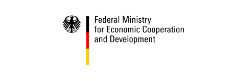 BMZ logo - Federal Ministry for Economic Cooperation and Development