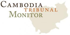 Monitoraggio del tribunale per la Cambogia logo