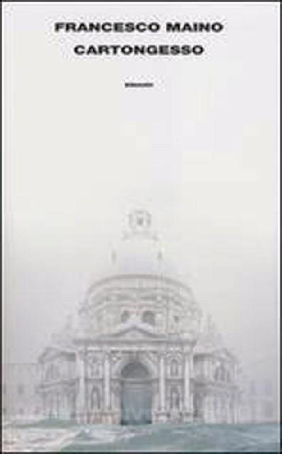 "Copertina del libro ""Cartongesso"" di Francesco Maino"