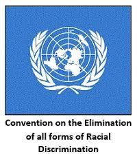 Nazioni Unite, Convenzione internazionale sull'eliminazione di tutte le forme di discriminazione razziale, logo