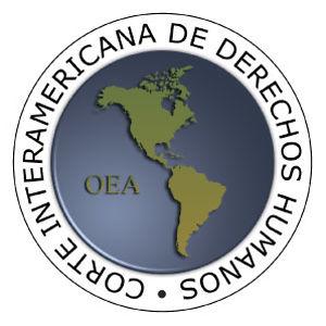 Logo della Corte Interamericana dei Diritti Umani