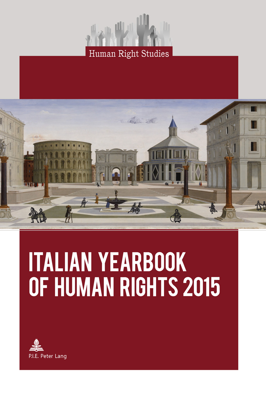 Cover of the Italian Yearbook of Human Rights 2015
