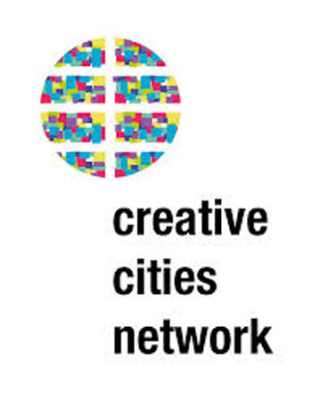 Logo del Creative Cities Network