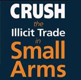 Logo Conferenza di riesame del programma d'azione sul traffico illecito di armi leggere e di piccolo calibro delle Nazioni Unite