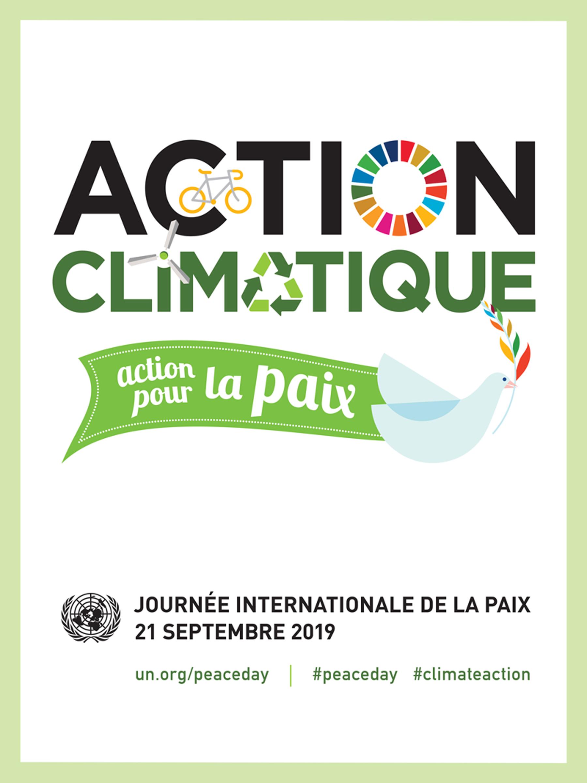Nazioni Unite: giornata internazionale della pace 21 settembre 2019