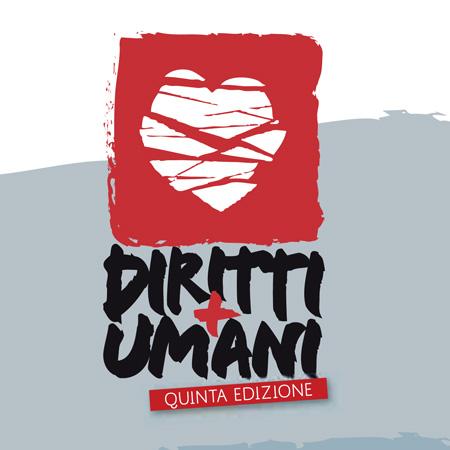 Logo di Diritti + umani 2010: rassegna di incontri e spettacoli sui diritti umani in Italia e nel mondo, novembre-dicembre 2010