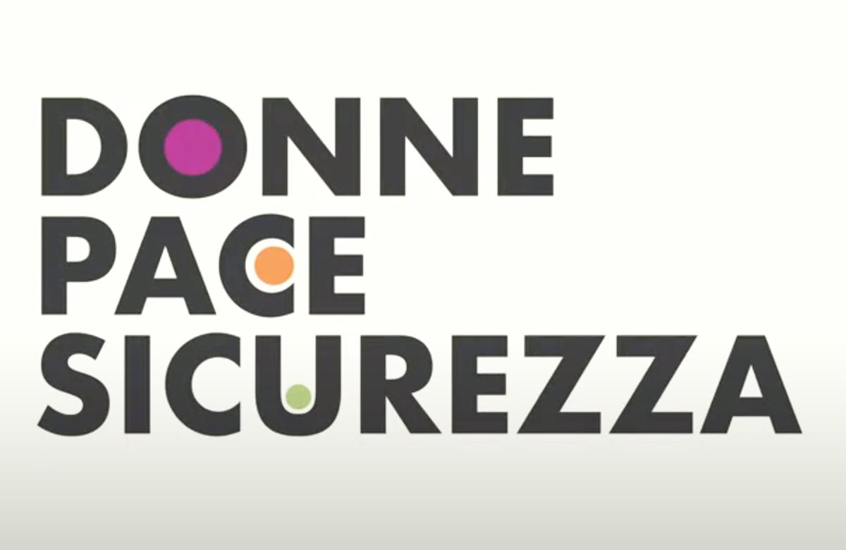 Donne Pace Sicurezza