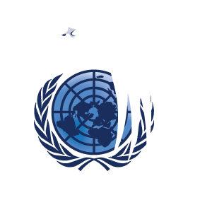 Logo Programma di informazione sul disarmo delle Nazioni Unite