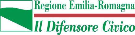 Logo Difensore civico regionale della Regione Emilia Romagna