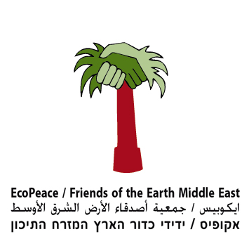 Logo di ECOPEACE Friends of the Earth Middle East