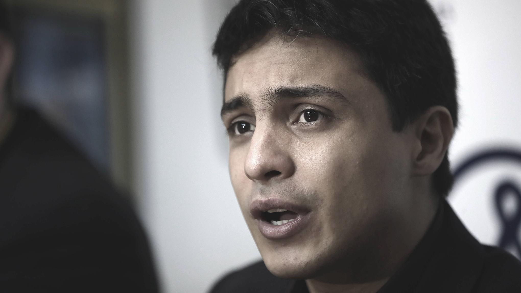 Lorent Saleh, premio Sakharov per la libertà di pensiero