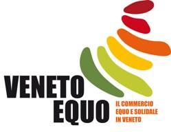 Logo della Rete Veneto equo, cooperative e associazioni iscritte all'Elenco Regionale delle organizzazioni del Commercio Equo e Solidale
