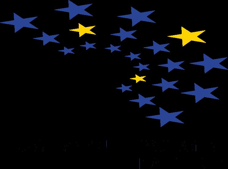 Logo Parlamento Europeo Giovani - PEG