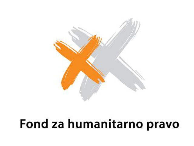 Logo Humanitarian Law Centre of Belgrade