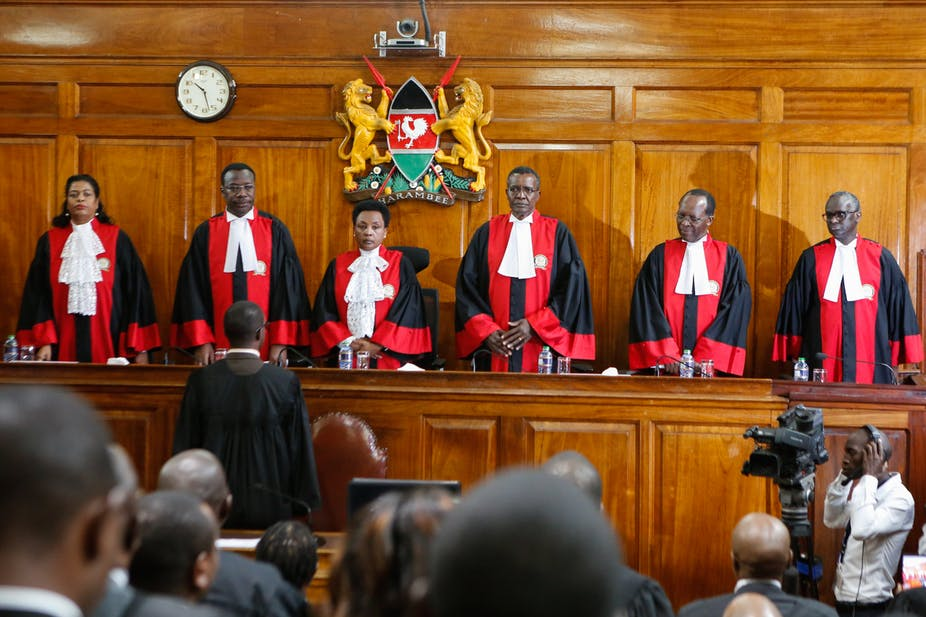 Kenya's Supreme Court upholds President Uhuru Kenyatta's election victory following a re-run in 2017.