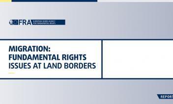FRA. Rapporto sulla migrazione 2020