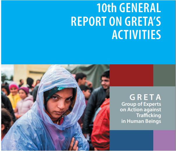 GRETA 10th annual report