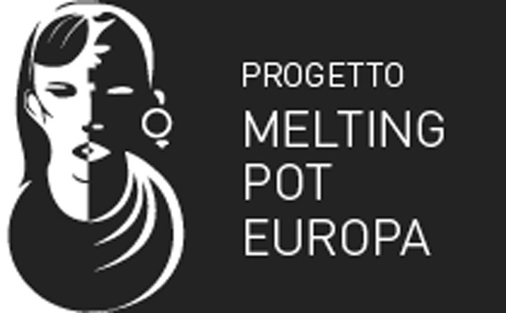 Logo del Progetto Melting Pot Europa