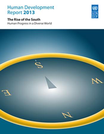 Copertina Rapporto UNDP 2013